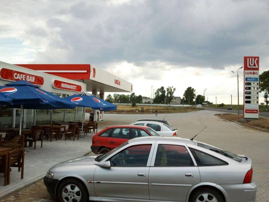 S-a deschis stația LUKOIL Mangalia Sud!