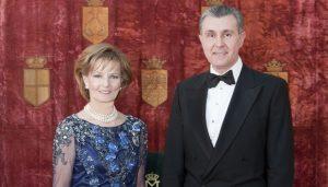 """Principesa Moştenitoare Margareta şi Principele Radu, oaspeți de onoare la Târgul """"Farmecul și bogățiile toamnei"""" Albești"""