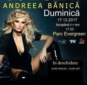 """Alexandra Cucu: """"Mă tot zgâiesc la un afiş pe care scrie """"organizator Primăria Mangalia""""… O imagine cu Andreea Bănică mai îmbrăcată, nu exista?!"""