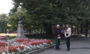 EMINESCU, LA IAȘI. <br> Prof. univ. dr. Doru Scărlătescu, în dialog cu fiica sa, Ioana, despre marele poet Mihai Eminescu [VIDEO]