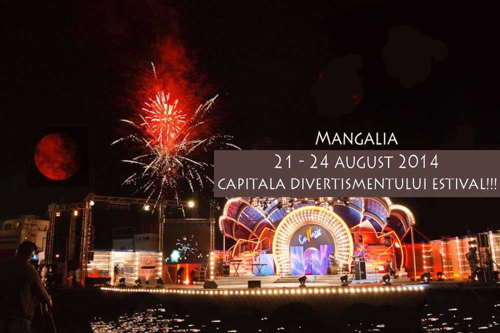 CALLATIS FEST: 21 – 24 august 2014