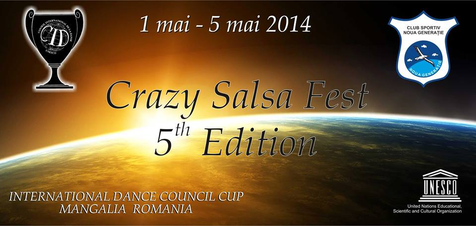 Crazy Salsa Fest 2014! (VIDEO)