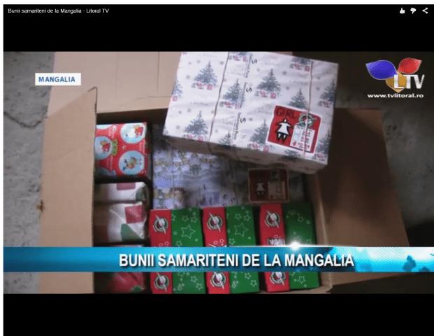 Bunii samariteni de la Mangalia VIDEO