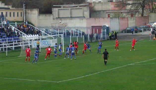 Callatis 2012 Mangalia a pierdut partida cu Dinamo II