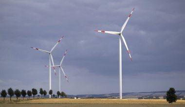 O companie chineză instalează în Dobrogea turbine eoliene de 50 MW