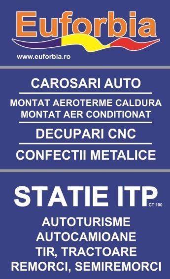 EUFORBIA – Confort, siguranță și calitate, prin profesionalism!