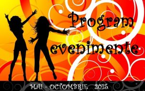 MANGALIA 2015 EVENIMENTE ESTIVALE
