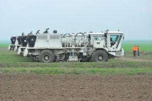 Chevron continuă propaganda în judeţ: prezintă beneficiile gazelor de şist