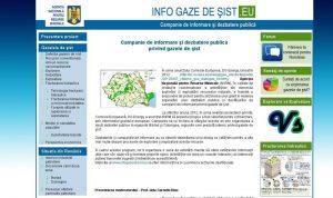 Campanie de informare şi dezbatere publică despre gazele de şist, realizată cu sprijinul Comisiei Europene