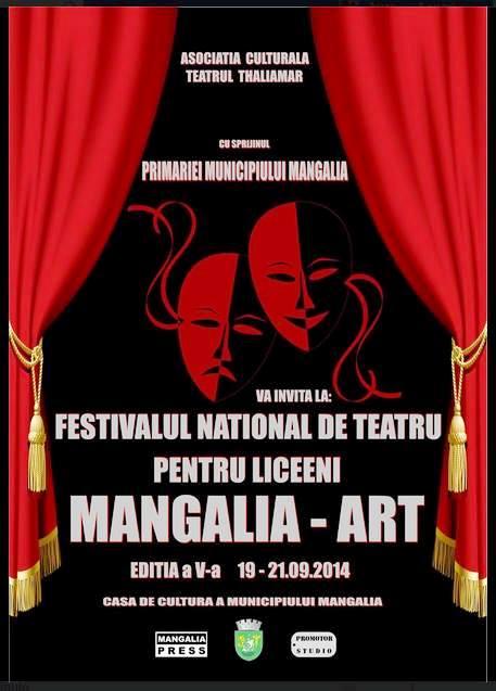 MANGALIA-ART, 19-21 septembrie!