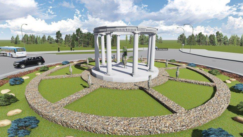 Se modernizează sensurile giratorii din Mangalia
