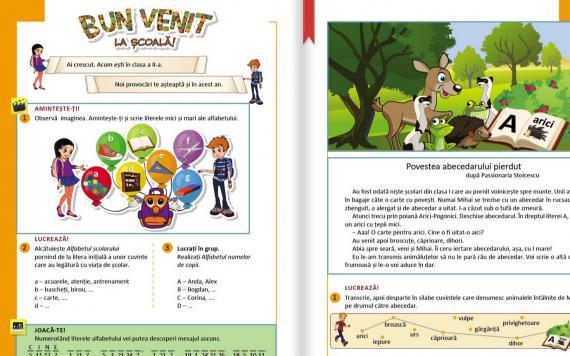 Noile manuale în format digital au stârnit interesul românilor. Și tu poți să le accesezi gratuit!