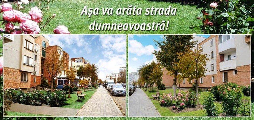 Radu Cristian – Mesaj pentru cetățenii de pe strada Rozelor