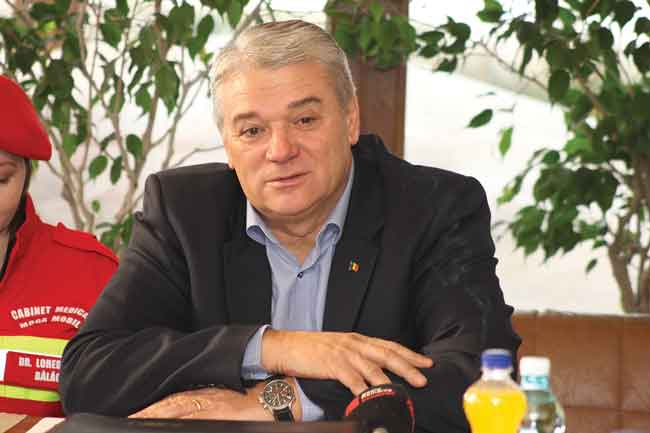 Senatorul Nicolae Moga îl vrea pe ministrul Teodorovici la discuţii cu primarii din județul Constanţa