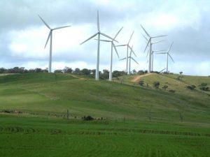 Un parc eolian imens a fost finalizat în zona Chirnogeni – Independenţa