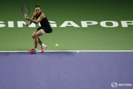 Tenis: Simona Halep, victorie de senzație la Turneul Campioanelor, 6-0, 6-2 cu Serena Williams!