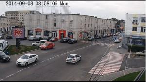 MANGALIA, în direct. Primăria, webcam 1